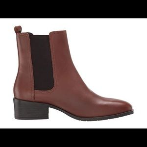 Kenneth Cole Reaction leather Salt Chelsea Boot